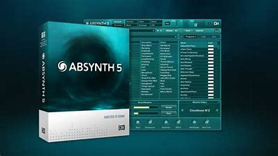 超专业Sound Design合成器:Absynth 5