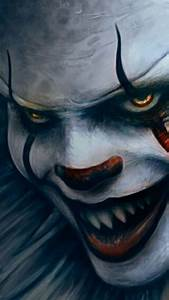 Pennywise, Wallpaper, By, Silverwings50, -, F5