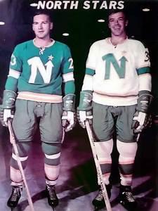 1967-68, Minnesota, North, Stars, Pre-season, Game, Worn, Jersey, U2013, Player, 20