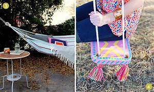 9, Diy, Outdoor, Swing, And, Hammock, Projects, U00bb, Curbly