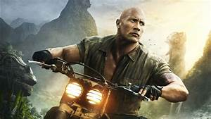 dwayne, johnson, in, jumanji, welcome, to, the, jungle, 5k, wallpapers