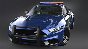 2017, Ford, Mustang, Notchback, Design, Police, 3, Wallpaper
