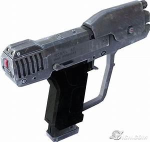 Pistol, Kanji