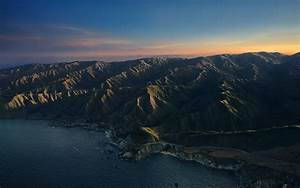 Big, Sur, 4k, Wallpaper, Mountains, Clear, Sky, Sunrise, Dawn, Morning, Macos, Stock, California
