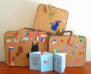 70, Cool, Homemade, Cardboard, Craft, Ideas
