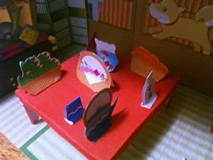Japanese, Paper, House, Diorama, U00b7, A, Dolls, House, U00b7, Decorating, And, Papercraft, On, Cut, Out, Keep