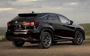 2020, Lexus, Rx, Hybrid, F, Sport, Us
