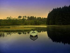 Boat, Reflection