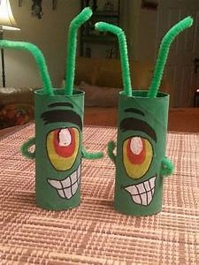 Your, Child, Will, Be, Amazed, By, These, Spongebob, Crafts, And, Diy, Party, Ideas