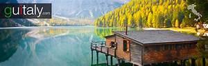Tourism, In, Italy, Lac, De, Braies
