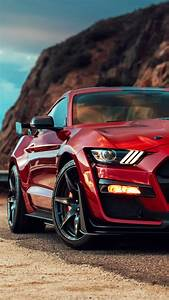 2020, ford, mustang, shelby, gt500, 4k, wallpapers