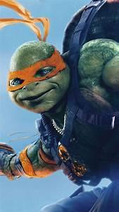 Wallpaper, Teenage, Mutant, Ninja, Turtles, Half, Shell, Michelangelo, Best, Movies, Of, 2016, Turtles