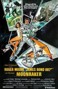 Resultado de imagem para 007 moonraker