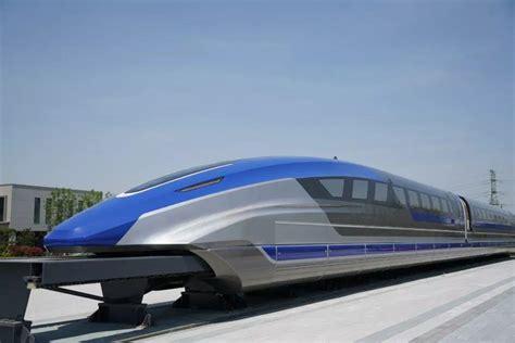 时速可达600公里!中国高速磁浮列车实现突破 - DoNews