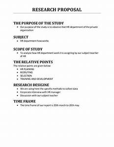 Examples Of Research Proposal Outlines Art Nouveau Essay Examples Of