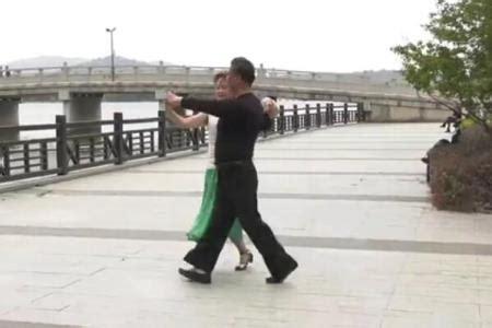 王敏仙舞蹈视频 慢三步舞基本步教学 广场舞双人舞朦胧雾朦胧 ...