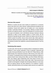 Example Of A Phd Research Proposal Consumer Behaviour Dissertation