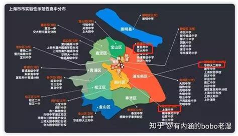 上海各区重点初中