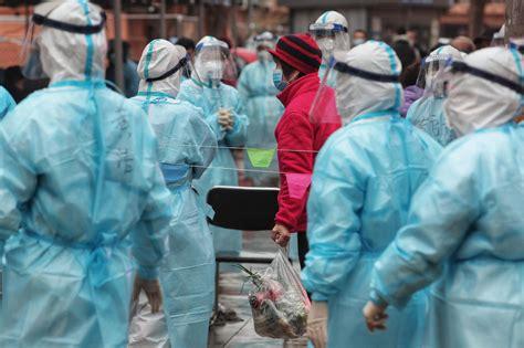 上海宝山有人员核酸检测结果可疑