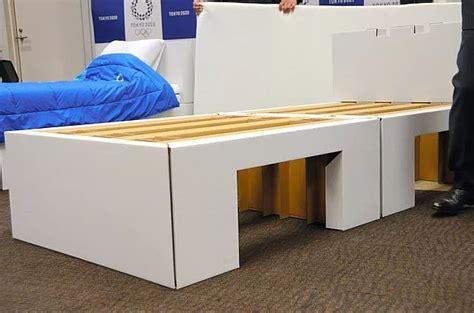 东京奥运会纸板床