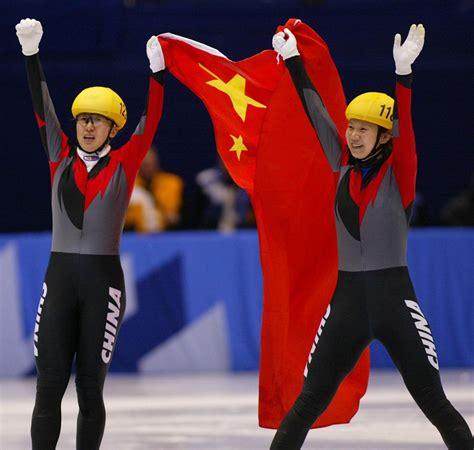 中国台北队首金诞生