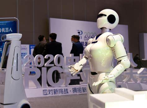 中国最新机器人