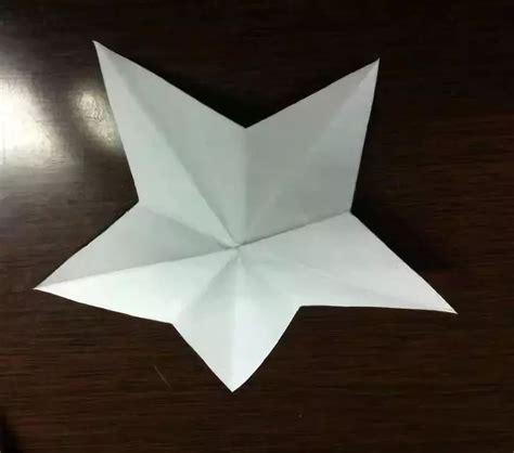 五角星剪纸