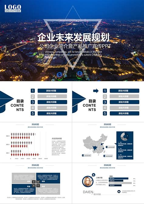 公司未来发展规划