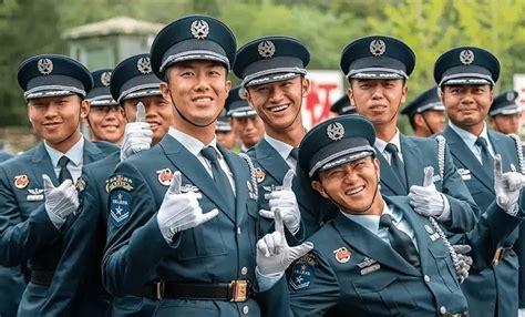 军队文职制服