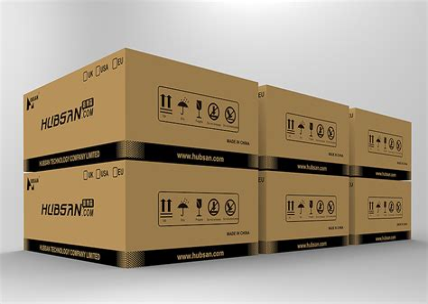包装箱设计