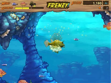 单机游戏大鱼吃小鱼