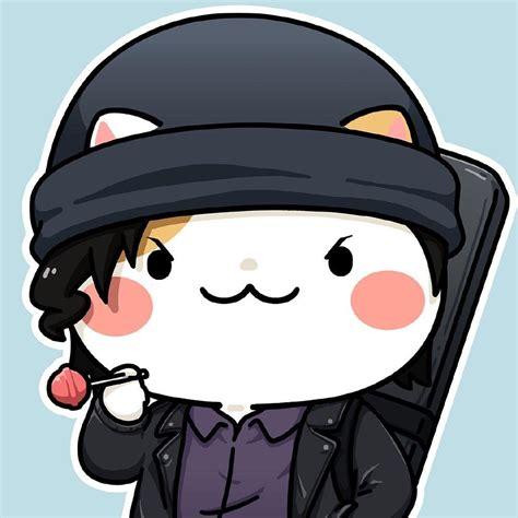 卡通动画头像男生