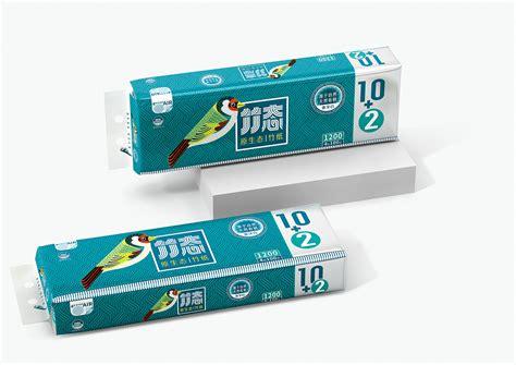 卫生纸外包装图案