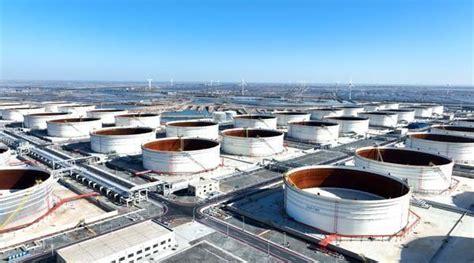 原油储备库建设