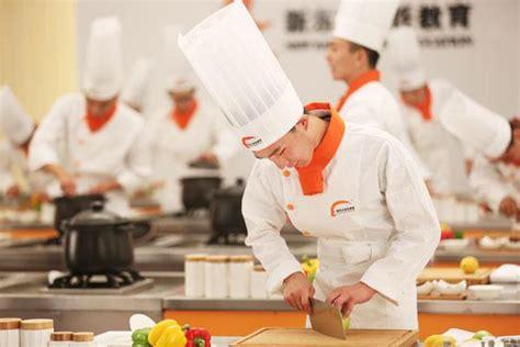 厨师培训配图