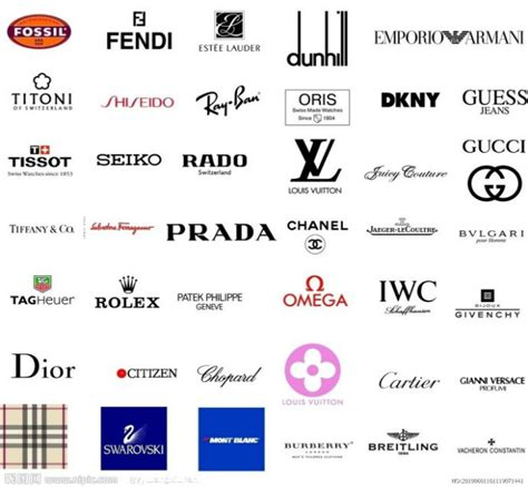 奢侈品牌logo