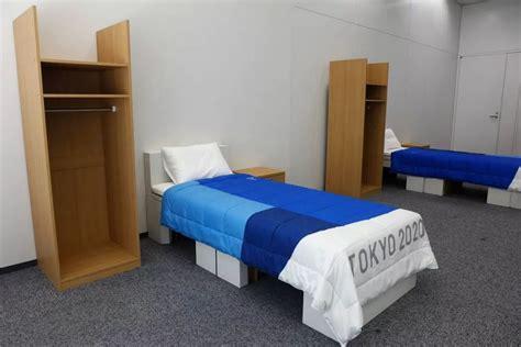 奥运会纸板床