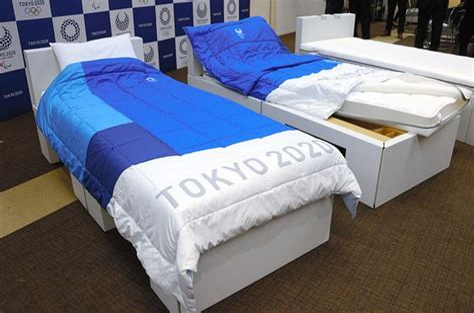 奥运纸板床