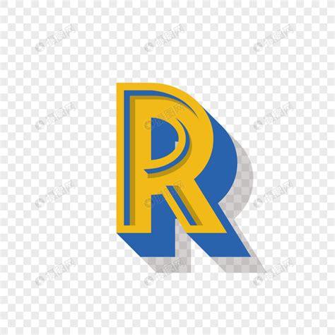 字母logo立体