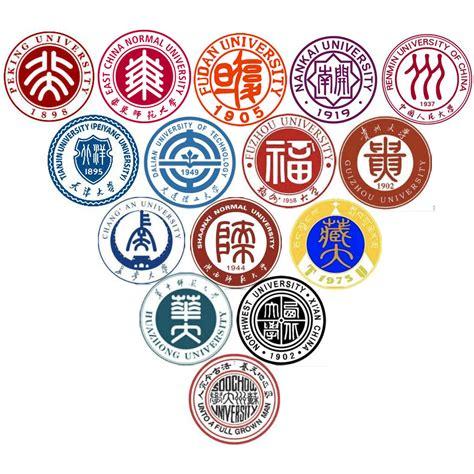 学校logo图标大全