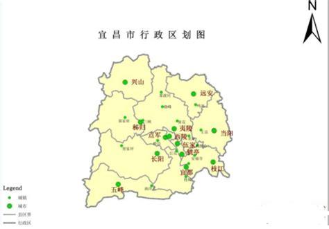 宜昌有几个区
