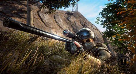 射击游戏单机