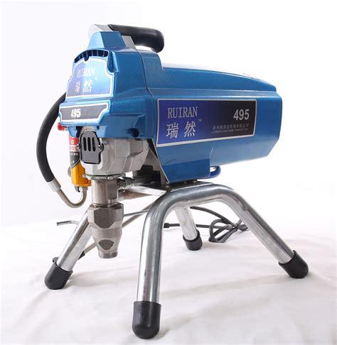 小型电动喷漆机