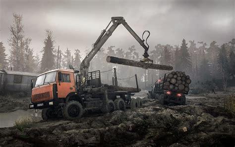 山路大卡车游戏