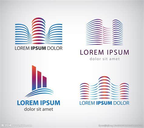 房地产logo素材