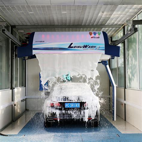 新手想开洗车店