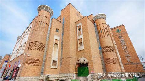 新疆旅游地标志
