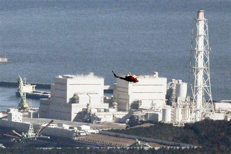 日本福岛发生爆炸