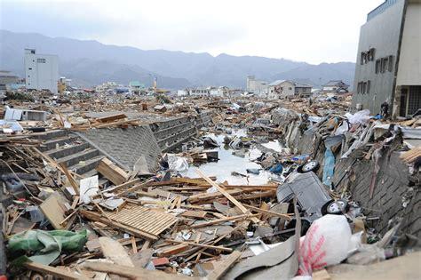 日本福岛地震