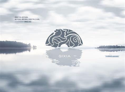栖霞logo设计
